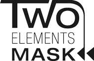 TWO ELEMENTS MASK by DEYNQIUE